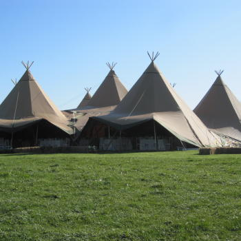Linked Gold Coast Tipis