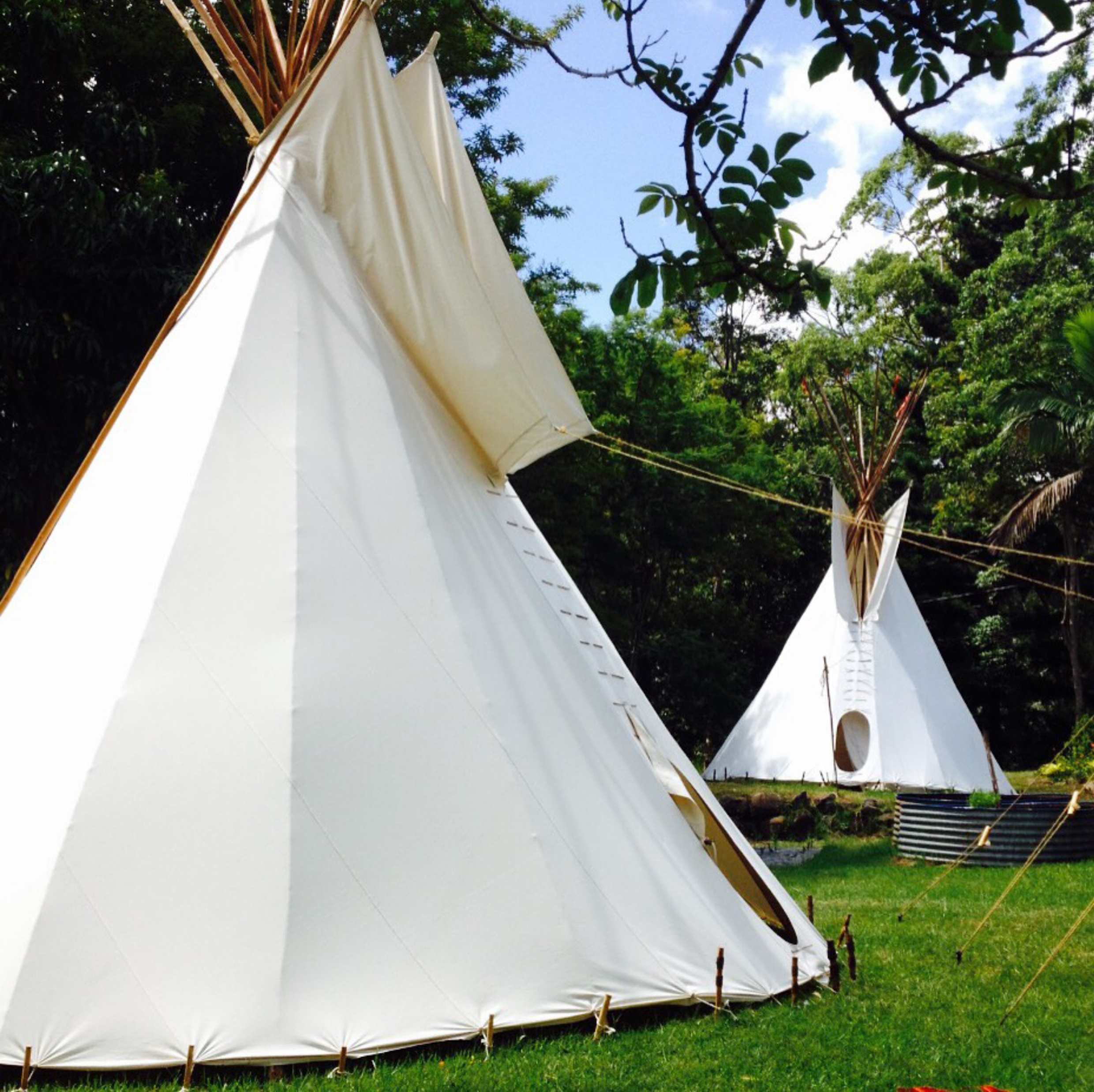 Planning A Tipi Wedding But Not Sure Where To Start