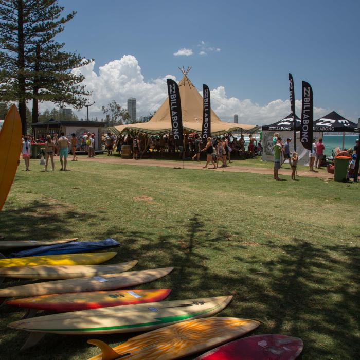 tip, marquee hire, events, gold coast, burleigh single fin