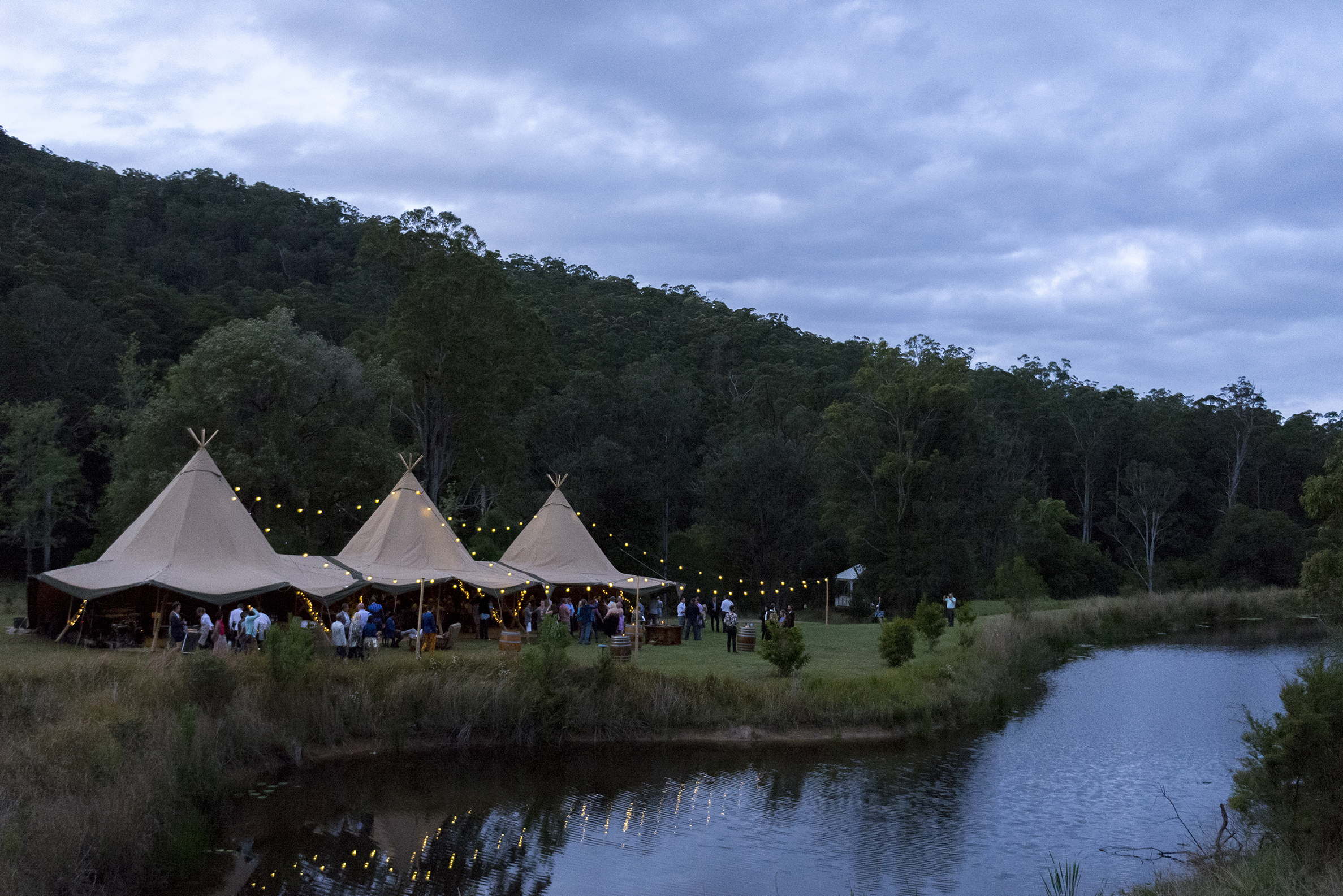 tipi event, wedding, marquee hire, tent hire, function, gold coast