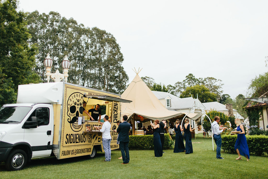 Price Of Food Truck For Wedding