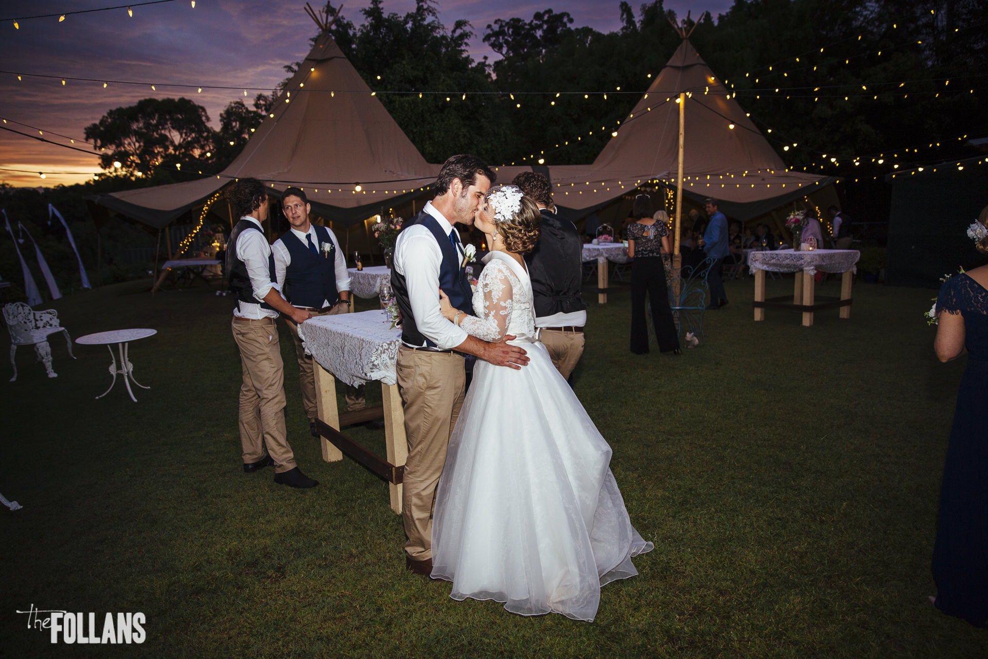tipi hire, marquee hire, vintage wedding, themed wedding, gold coast
