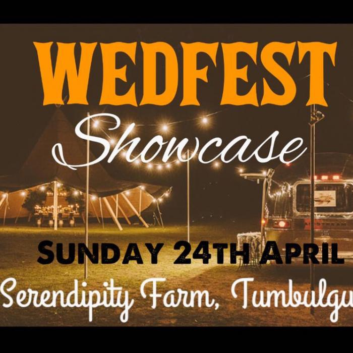 wedfest, wedding, tip hire, marquee hire, gold coast