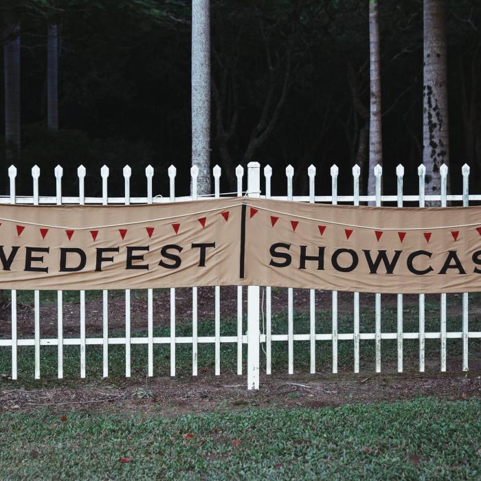 Wedfest, gold coast tipi, gold coast wedding, marquee hire