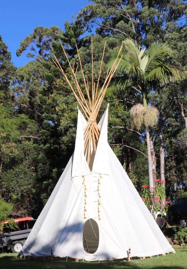 teepees, tipi wedding, gold coast, child friendly weddings, marquee hire