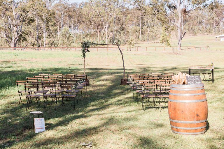 large marquee hire, tipi wedding, gold coast, wedding ceremony