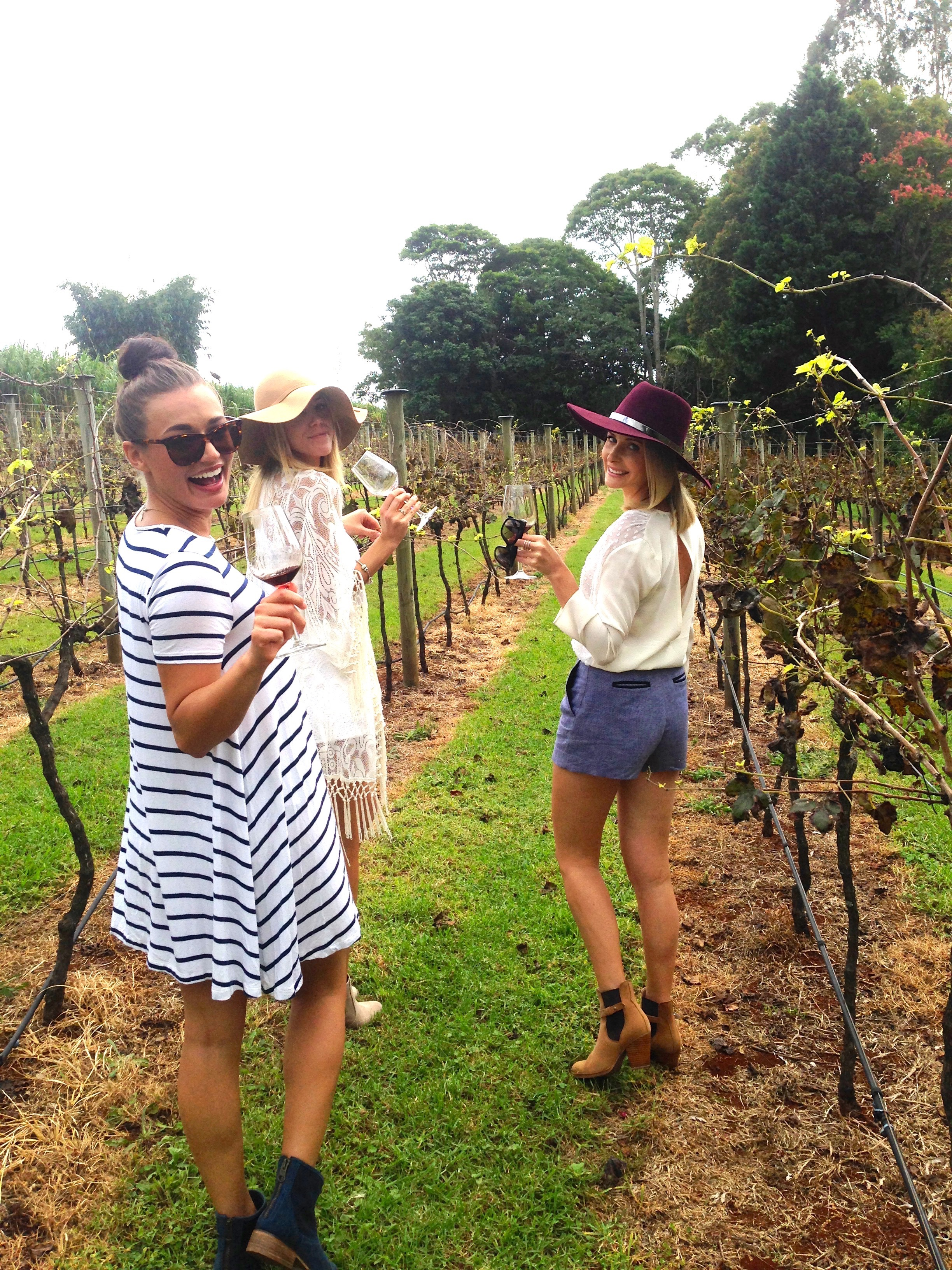 gold coast winery tours, gold coast hens party, gold coast tipis, event hire, marquee hire, tipis