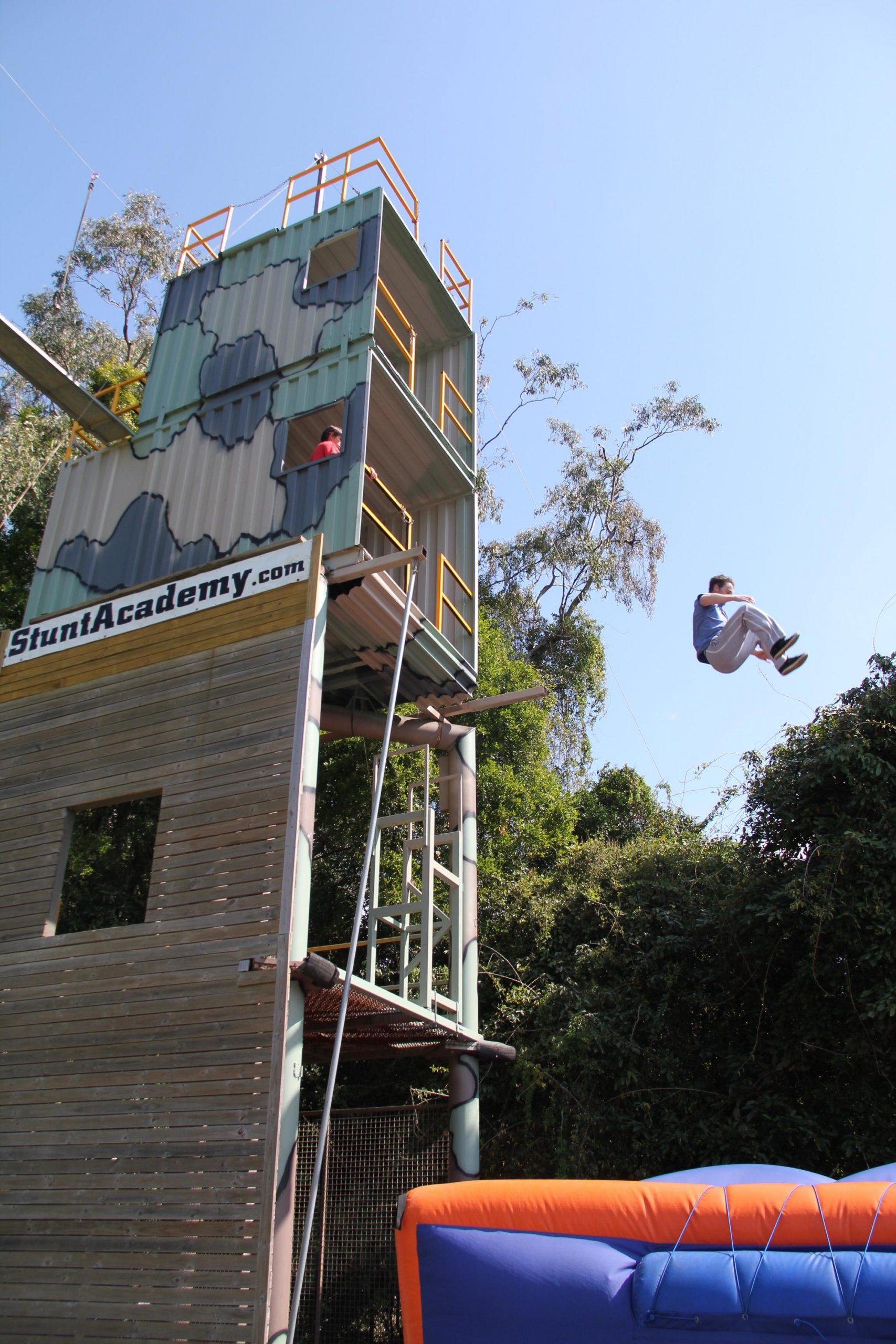 stuntman gold coast
