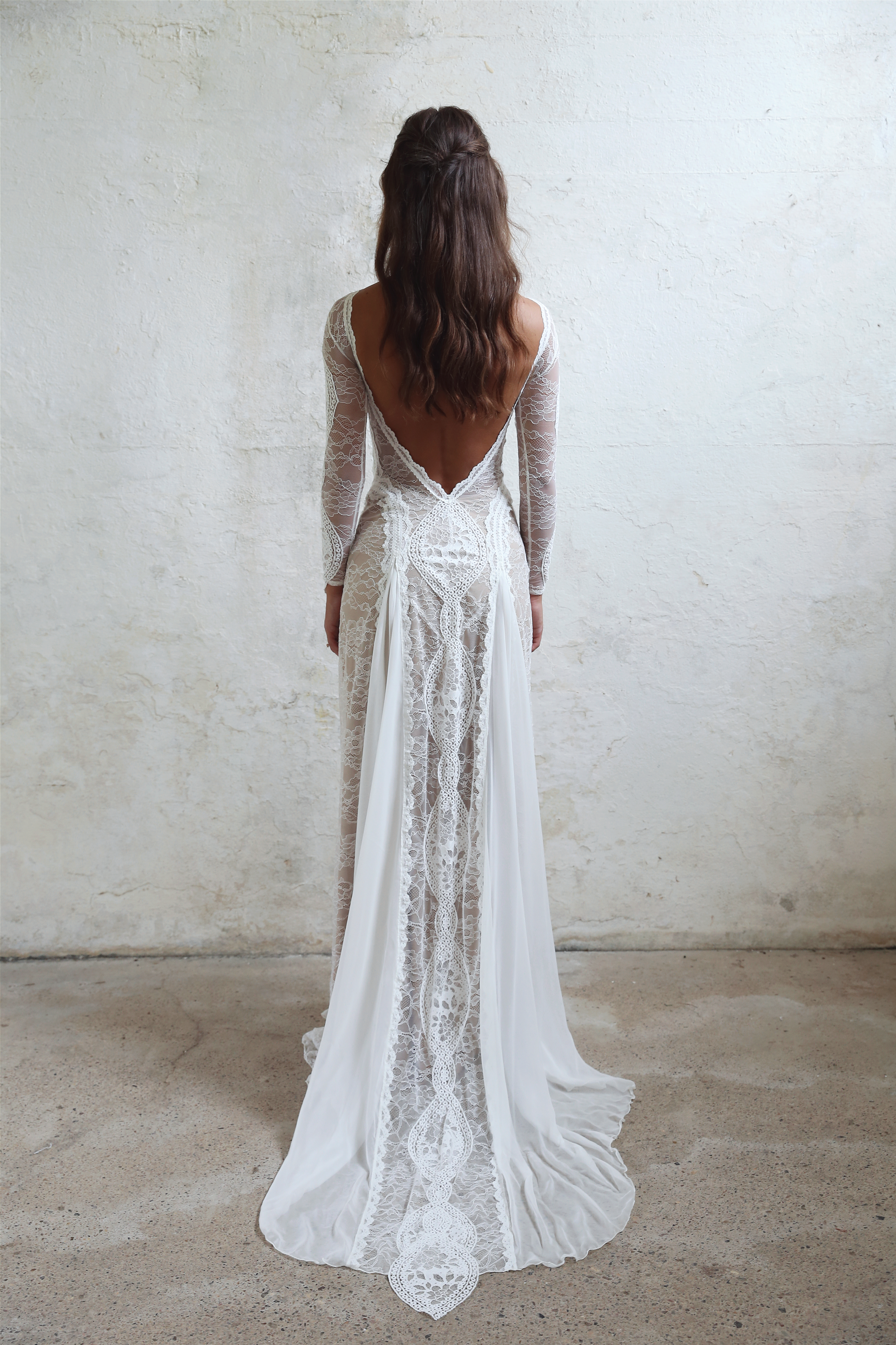 Bespoke wedding gowns for Gold Coast