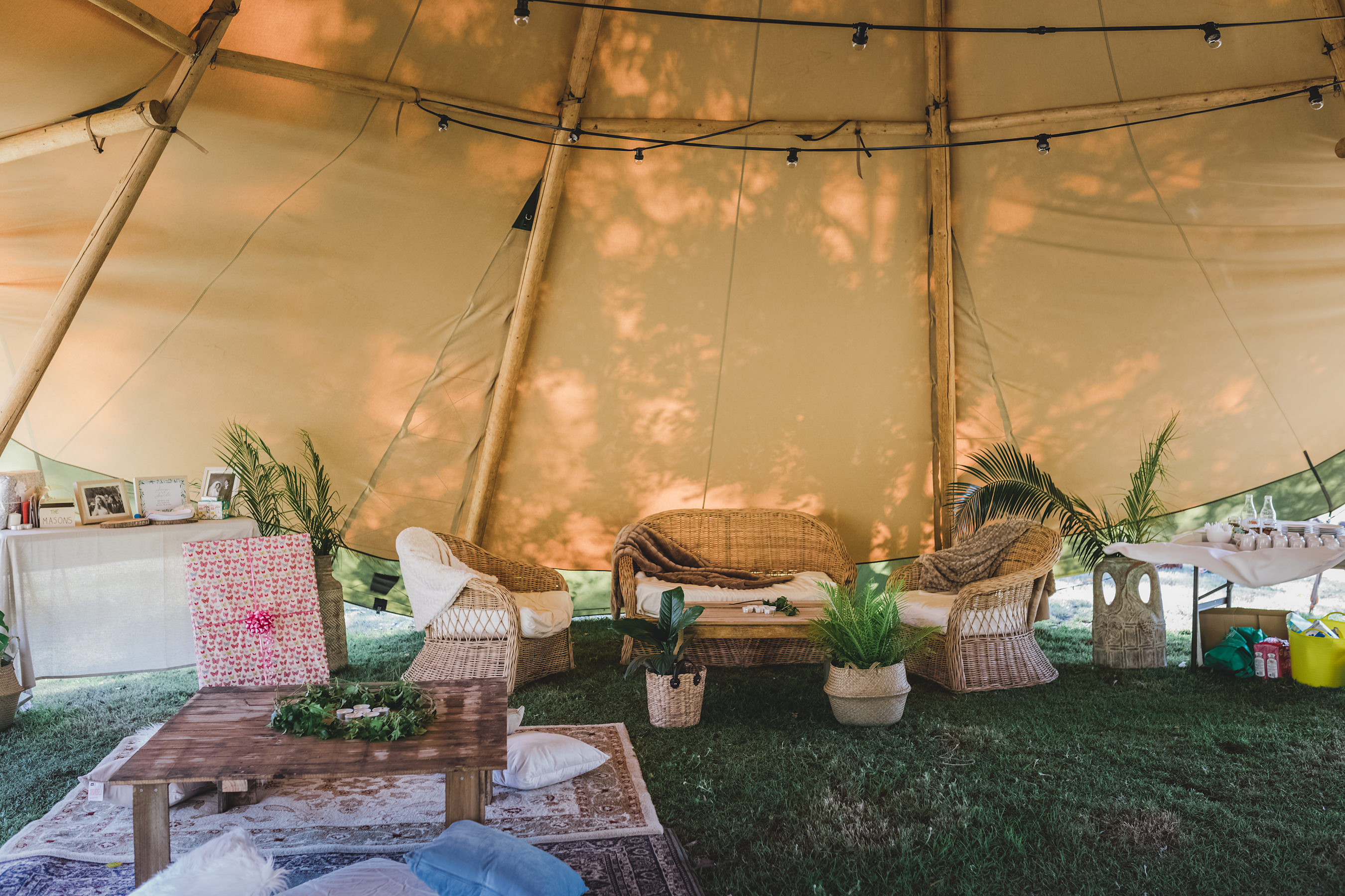 tipi wedding, large marquee hire, gold coast weddings, tipi, event hire, wedding, marquee hire, furniture hire