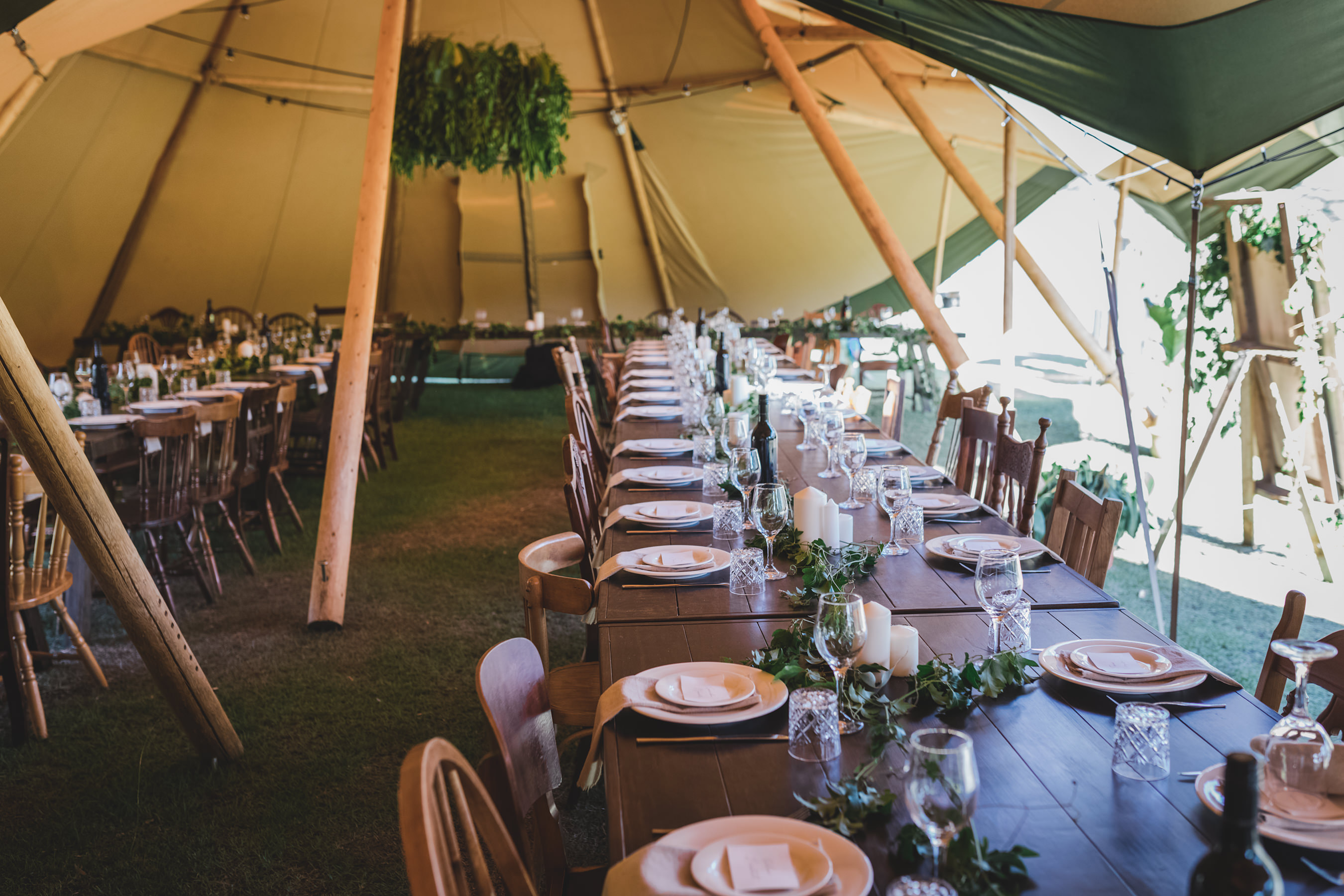 tipi wedding, large marquee hire, gold coast weddings, tipi, event hire, wedding, marquee hire, tables capes