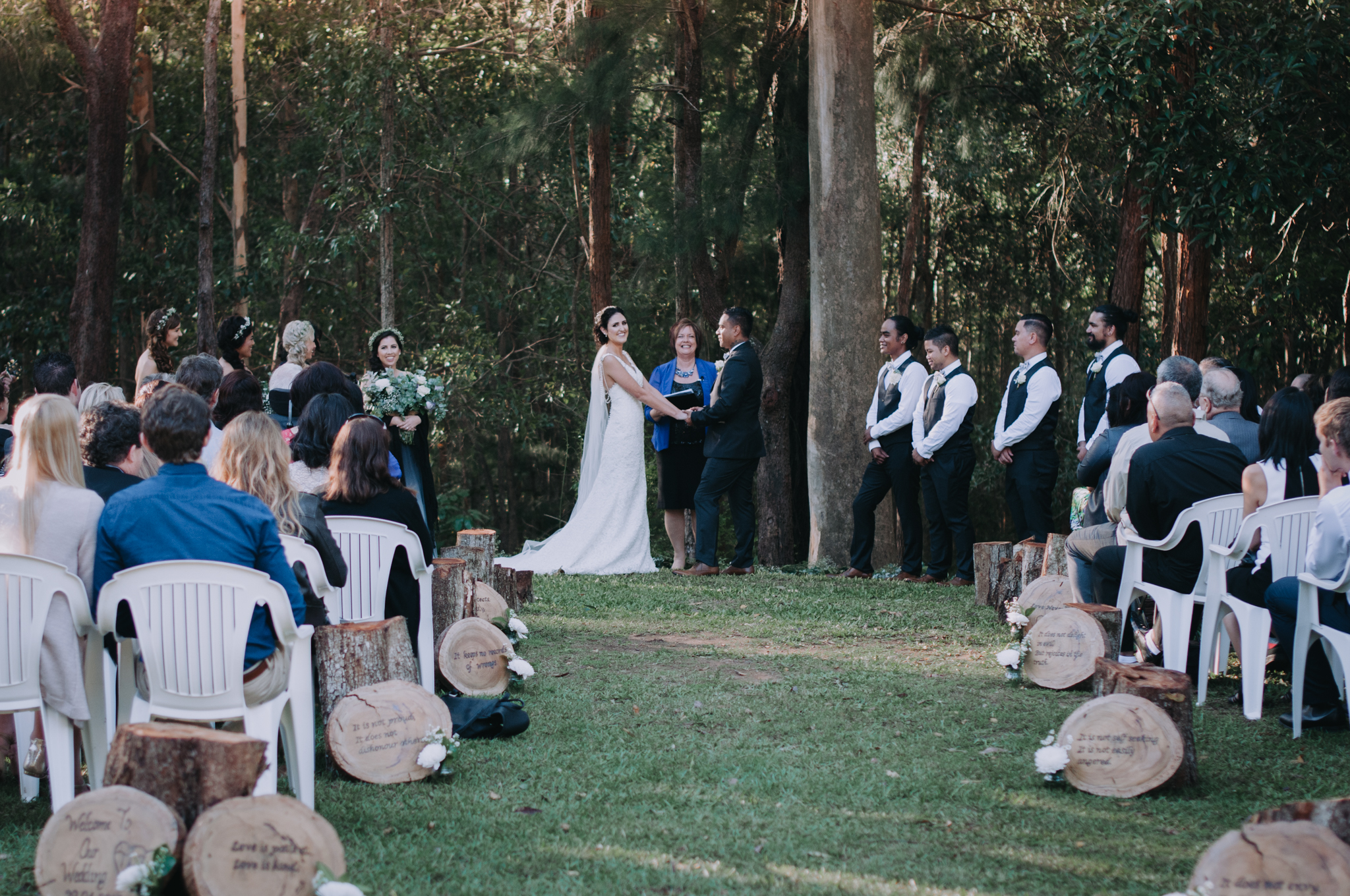 tipi wedding, gold coast, marquee hire, tipi hire, event hire, gold coast weddings, wedding ceremony, forest