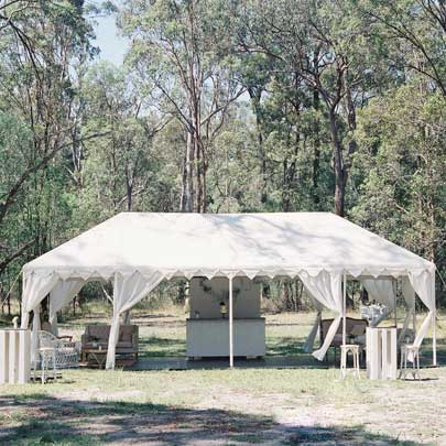 marquee tipi hire gold coast