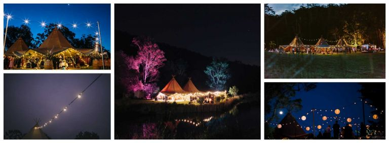 tipi-lighting