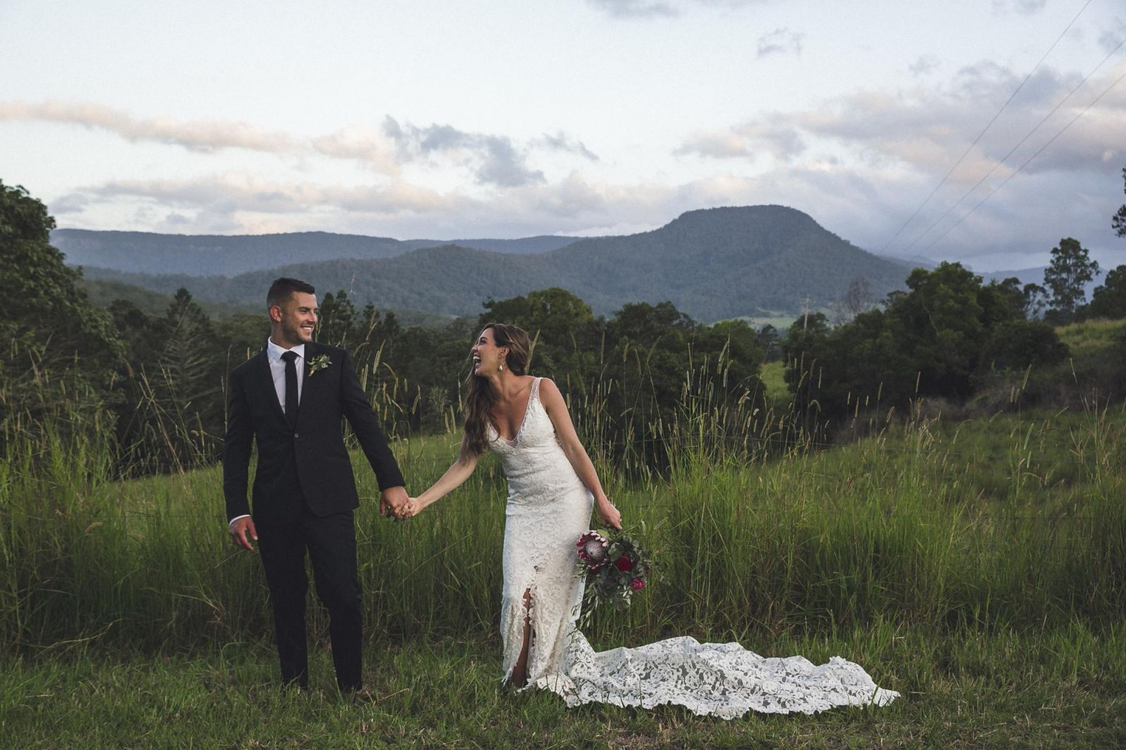 Gold Coast Farm House Wedding