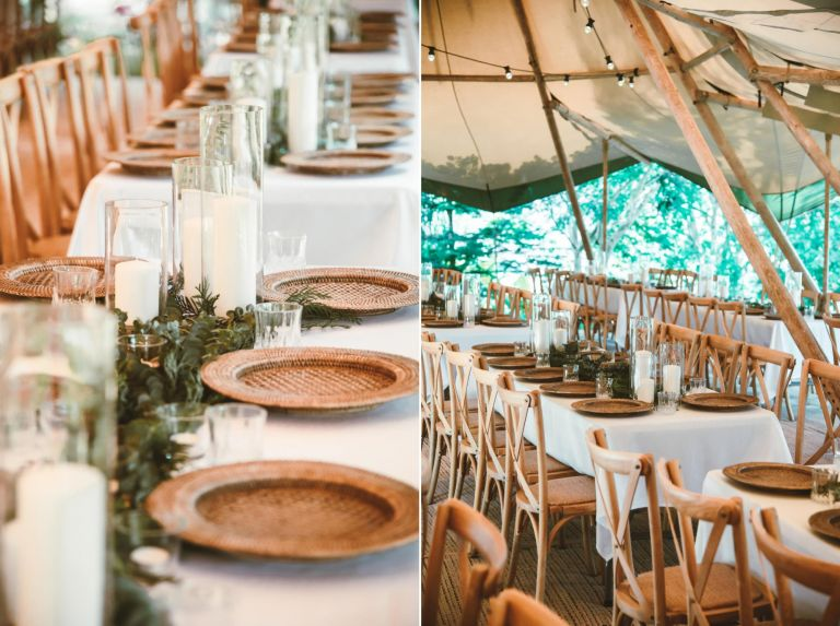 Gold Coast Wedding Tipis