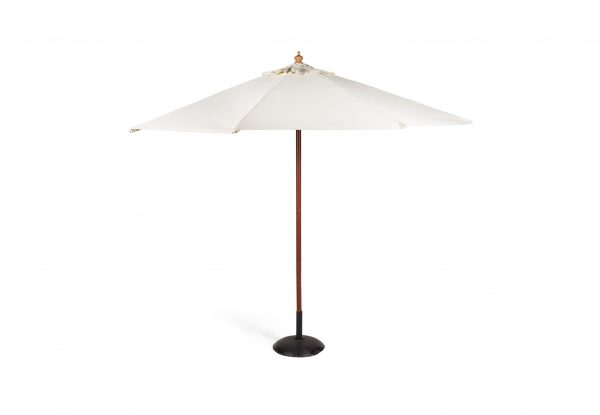 white market umbrella hire