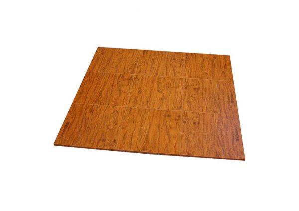 timber dance floor tipi hire
